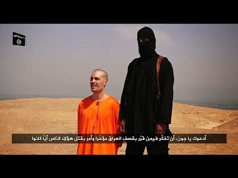 James Foley Video , Horrible Video 2014
