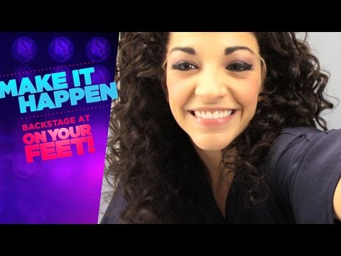 Episode 1 - Make It Happen: Backstage at Broadway's ON YOUR FEET! with Ana Villafane