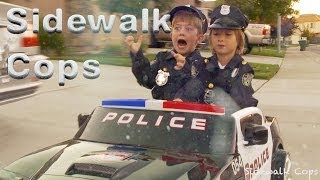 Sidewalk Cops 1 (Remastered full HD)