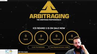 Arbitraging (ARB) ICO comparison to GUNBOT and My Honest Thoughts - ICO Review #60