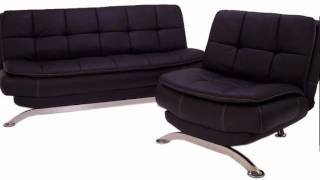 Hinged Back Reclining Lounge Chair - Free Shipping!