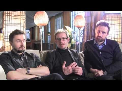 The Cranberries - interview @Linea Rock