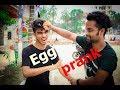 Egg prank | prank in bangladesh | soumik the sam