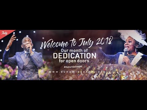 JULY 2018 TESTIMONIES AND THANKSGIVING SERVICE 29-07-2018