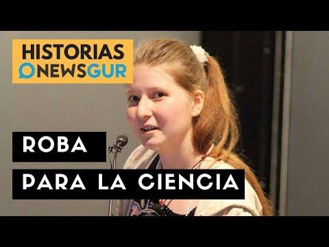 Alexandra Elbakyan es la heroína de la ciencia