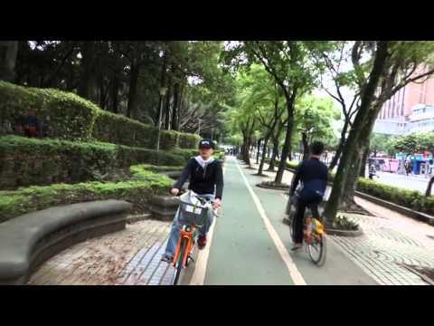 U-bike Taipei City Tour