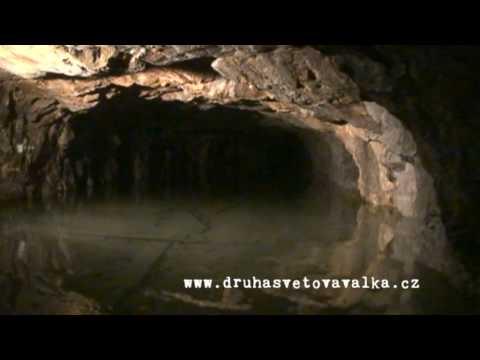 Włodarz - Wolfsberg - underground complex of nazi secret project RIESE - Góry Sowie