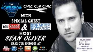 Sean Oliver Interview on Kayfabe Commentaries, Wrestling Industry And More! The RCWR Show 2014