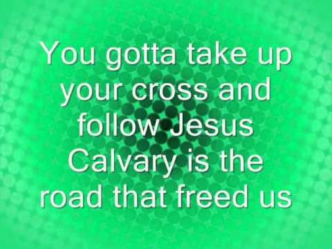 Take Up Your Cross and Follow Jesus - Guardian - lyrics