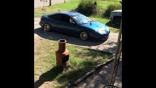 vmb6-satin-black-lexus-rc350-2 Slammed Lexus Rcf