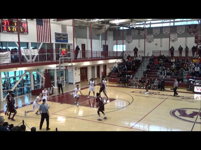 Game Highlights Boys Varsity Albany Academy vs Lansingburgh