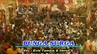 BUNGA SURGA--GRUP OM MONETA-(EVIE TAMALA FEAT IMRON SADEWO)