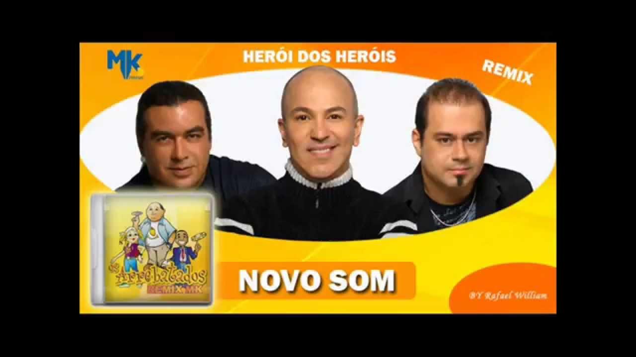 1 CD BAIXAR REMIX O ARREBATADOS