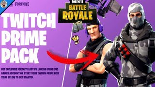 HOW TO GET 2 FREE SKINS IN FORTNITE FROM TWITCH PRIME 🐟LaPeceraTONTA🐟