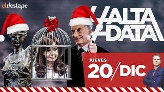 La Navidad de Macri | #AltaData, todo lo que pasa en un toque