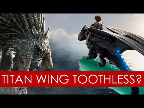 Download Youtube: Is Toothless a Titan Wing? THEORY [How to Train Your Dragon]