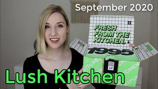 Lush Kitchen Subscription Box | September 2020
