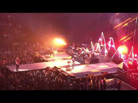 Imagine Dragons - Mouth Of The River live Newark 2017