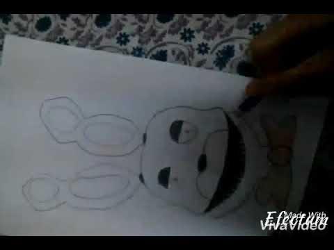 Fnaf Bonnie çizim Boyama Youtube