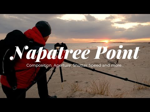 Landscape Photography - Composition, Aperture, Shutter Speed and more...