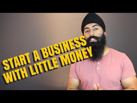 Start A Business With $100 Or Start A Business With No Money | Minority Mindset - Jaspreet Singh