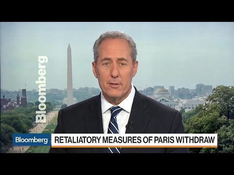 Former Trade Rep. Froman Weighs in on Paris Accord Exit