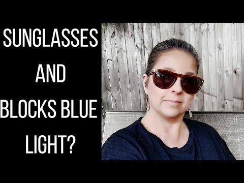 Sleep Doctor's Luminere Sunglasses|Blue Light Blocking Glasses