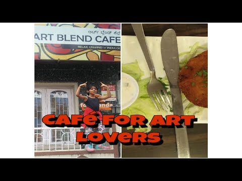 Art Blend Cafe - HSR Layout - Bengaluru - Best coffee shops in Bangalore