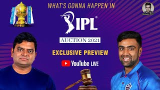 IPL Auctions 2021 Preview: Will CSK go all out for Big Show Maxwell? | R Ashwin | PDogg