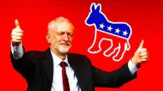 Does the Democratic Party Need A Corbyn-Like Revolution?