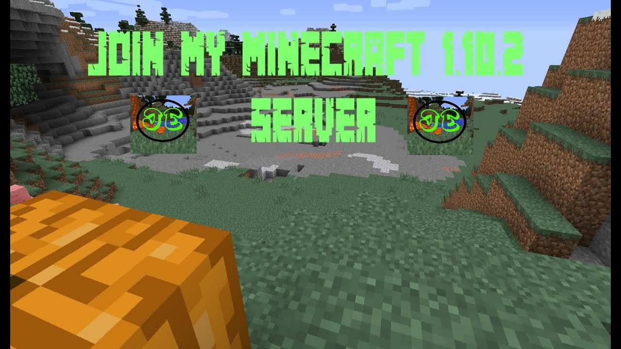 Join My Minecraft Pc 1.10.2 Anarchy server (LIKE 2B2T!!) - YouTube