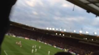 Middlesbrough vs Sunderland 26/4/17 - GOAL! DE ROON!