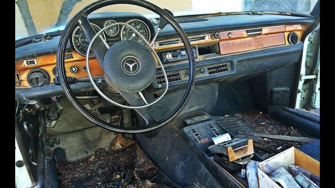 hight resolution of 1972 mercedes benz 280se