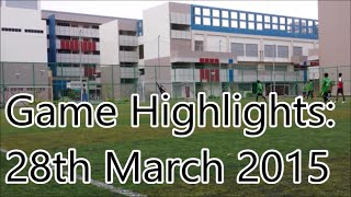 goalkeeper game highlights 28th march 2015 man of the match leongkreview