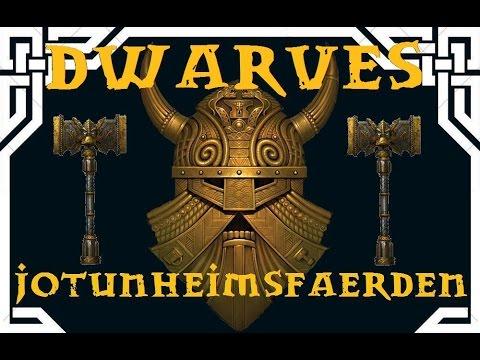 Dwarves Music Video - Jotunheimsfaerden - Svartsot