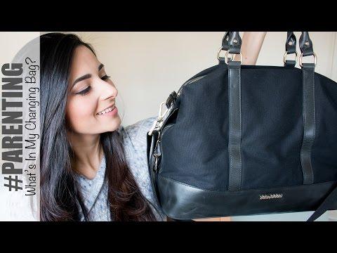 What&39;s In My Changing Bag - BabyBeau Isabelle  Ysis Lorenna
