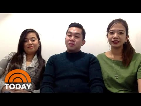 Nurses Open Filipino Restaurant Near Hospital During Pandemic | TODAY