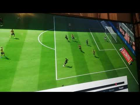 Just scored this with cristiano ronaldo