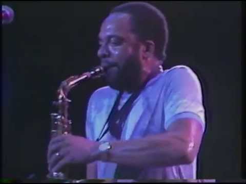 Grover Washington Jr with Pieces Of A Dream live in Tokyo on September 1, 1983