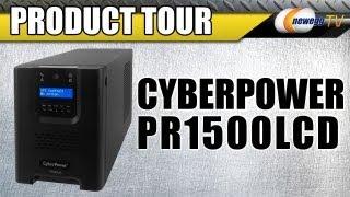 иБП CyberPower PR1500ELCD обзор