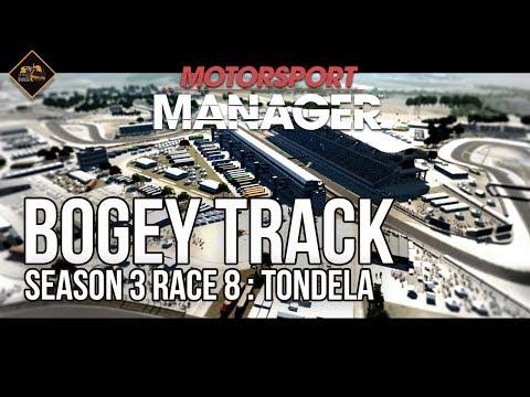 Is Tondela Our Bogey Track? Motorsport Manager season 3 race 8, Tondela