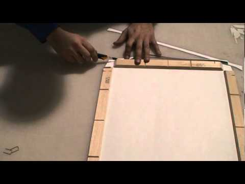 Picture Wrap Frames --- Rite-Media - YouTube