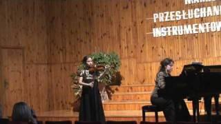Natalia Orszak - Koncert uczniowski g moll F.Seitz