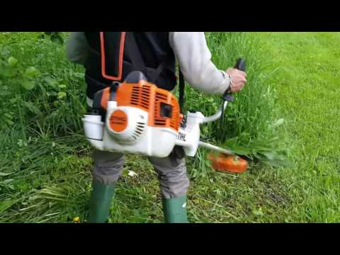 may cat co stihl FS 460