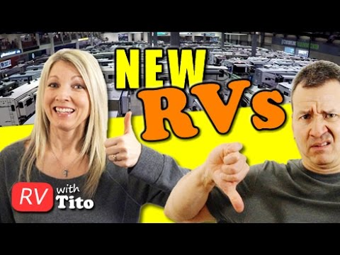 NEW RV Likes and Dislikes - 2015 Seattle RV Show Highlights
