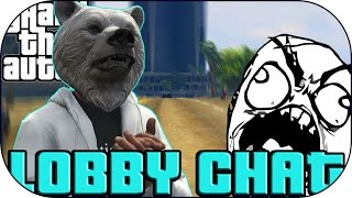 GTA 5 Lobby Chat: Amibos, Squeakers, and Sex Positions ( GTA 5 PC Funny Moments)