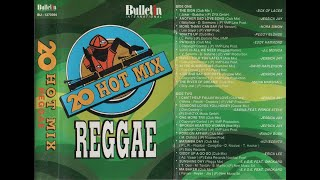 20 HOT Mix Reggae Tahun 1994