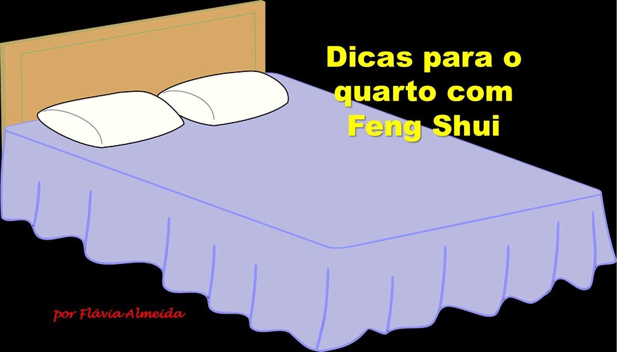 Dicas para o quarto com Feng Shui YouTube ~ Quarto Solteiro Feng Shui