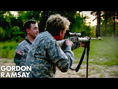 Hunting, Butchering And Cooking Wild Boar | Gordon Ramsay
