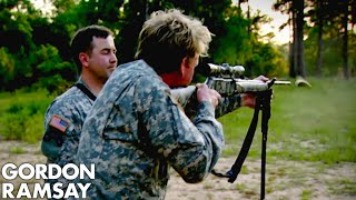 Hunting, Butchering and Cooĸing Wild Boar | Gordon Ramsay